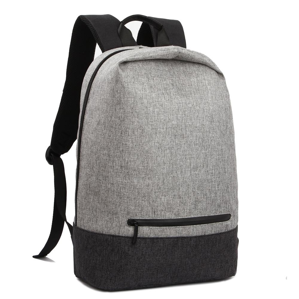 TUGUAN Brand Men Laptop Backpack For 15 inch Fashion Computer Backpacks Women School Bag bagpack ozuko multi functional men backpack waterproof usb charge computer backpacks 15inch laptop bag creative student school bags 2018