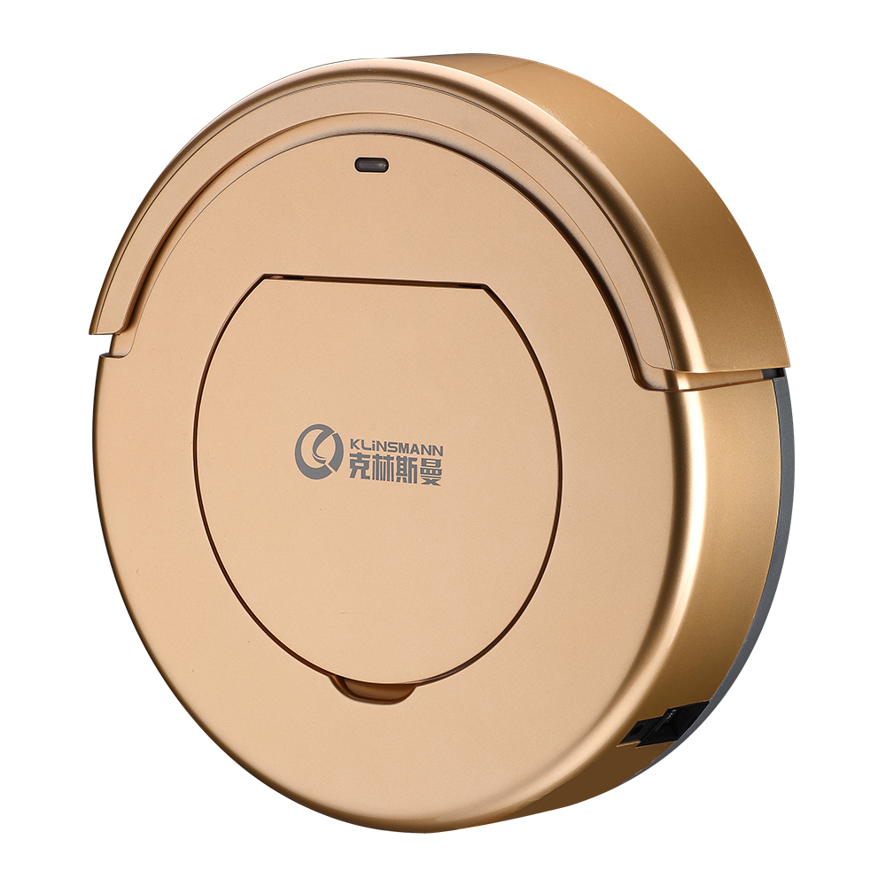 KLiNSMANN 1000Pa Smart Robot Vacuum Cleaner For Home Aspiradora Robot Vacuum Cleaner Sweeper Multifunctional Cleaning Appliances бра arte lamp lizzy a9531lt 1ab