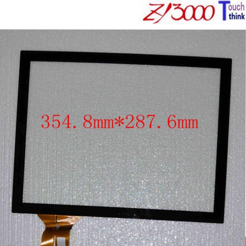 5pcs/lot new Stock 17inch 354*287 Usb capacitive Multi Touch Screen Panel 5pcs lot gal16v8b 25lpn gal16v8b 25 gal16v8b25 original new stock integrated circuit ic