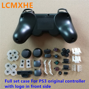 Image 2 - (1~10set) Full set 30in1 gamepads joystick Housing Case Shell with all Buttons kits for Playstaion 3 PS3 original Controller