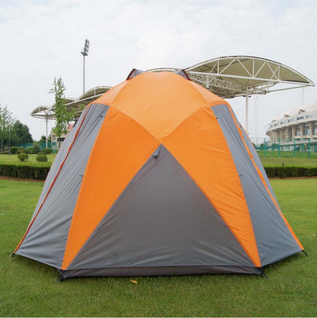 8-10 People Large Outdoor C&ing Tents Waterproof Double Layter Breathable Comfortable Tents For Family & 8 10 People Large Outdoor Camping Tents Waterproof Double Layter ...