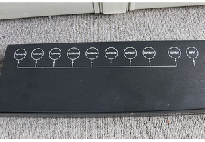 Image 3 - Gratis Verzending Beste Kwaliteit 8CH Dmx Splitter DMX512 Licht Podium Verlichting Signaal Versterker Splitter 8 Manier Dmx Distributeur