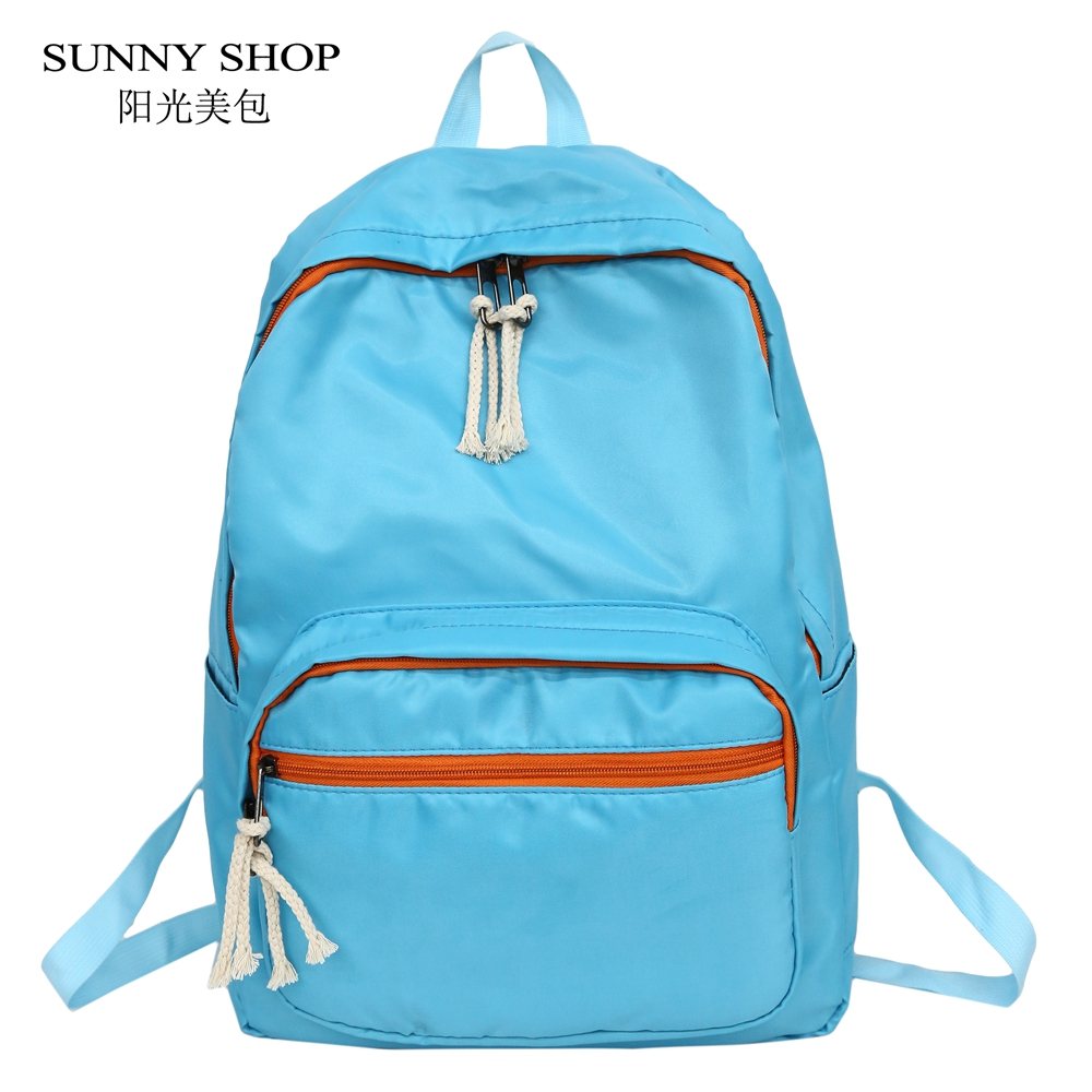 US $33.0 |Korean Fashion Nylon Bagpack Women