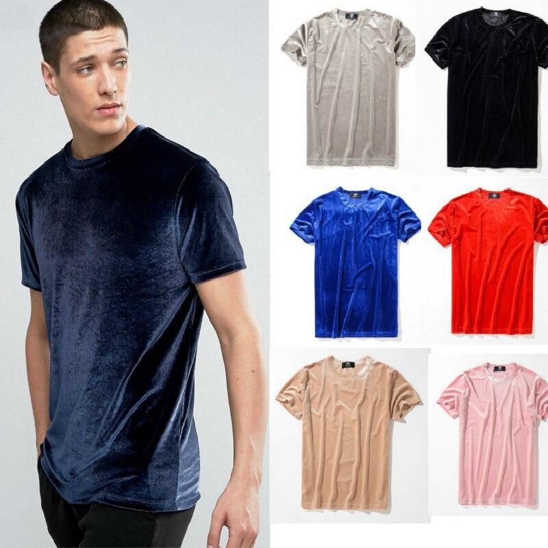 Fashion men's extended Cotton t-shirt blank tee shirts tshirt unisex mens clothing tees t shirt brand men short sleeve homme