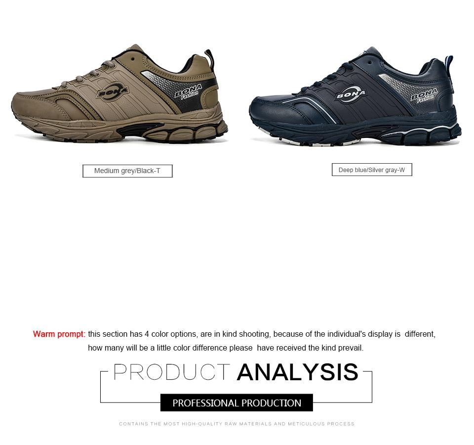 HTB1Her8Kh1YBuNjy1zcq6zNcXXa3 BONA Men Casual Shoes Microfiber Man Flats Lace Up Breathable Men Fashion Classic Outdoor Shoes Zapatos De Hombre Free Shipping