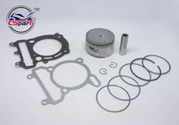 72 5MM Piston Ring Kit VOG LINHAI YP VOG 300 300cc Tank Touring JCL Buyang D300