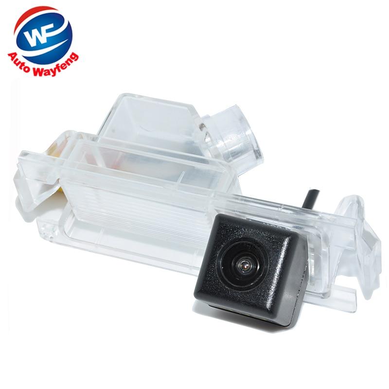 Car CCD Night Vision HD Backup Rear View Camera For Kia K2 Rio Sedan Hatchback Ceed 2013 Hyundai Accent Solaris Verna 2014 I30