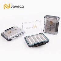 Jeveco Brand JFB 007 128 96 38mm Plastic Waterproof Double Side Cover Slit Foam Inside Fly