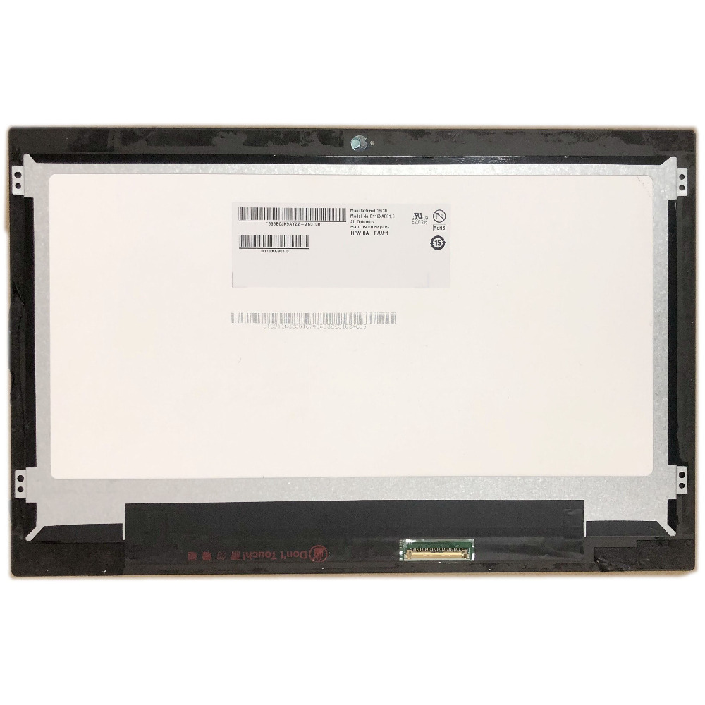 For Acer Spin Chromebook 11 R751T R751T-C4XP N16Q14 1366X768 B116XAB01.0 LCD SCREEN Touch Screen Digitizer Assembly For Acer Spin Chromebook 11 R751T R751T-C4XP N16Q14 1366X768 B116XAB01.0 LCD SCREEN Touch Screen Digitizer Assembly
