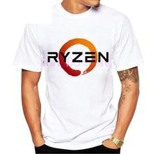 GILDAN PC CP Uprocessor AMD RYZEN футболка Программист-фанат футболки игровой camiseta компьютер дзен периферийные футболки