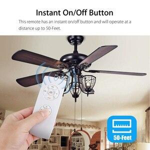 Image 5 - QIACHIP Plafond Ventilator Smart Switch Converteren Fan Wifi Slimme Controle Aanpassen Ventilatorsnelheid Dimmer Controller Werkt Met Alexa Google Thuis