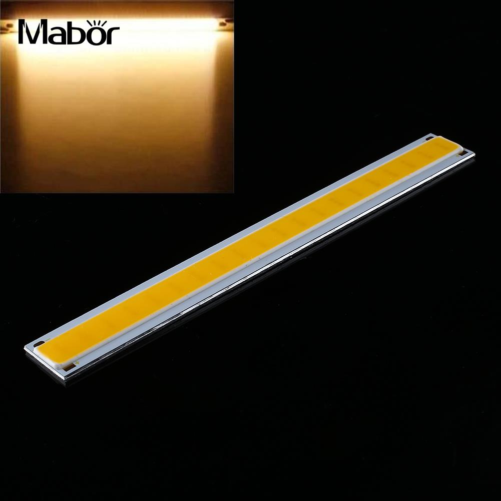 Super Bright COB LED Energy Saving 4W Lamp Strip Light Bulb 12V Warm White