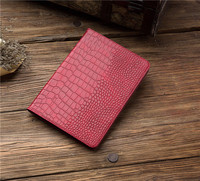 Leopard Case For IPad 9 7 2017 Crocodile 9 7 Inch Tablet Cover With Stand Holder