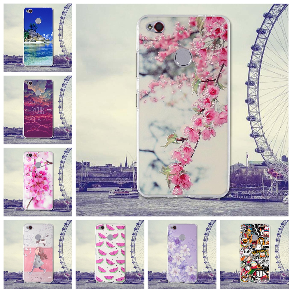 For ZTE nubia N1 Case Phone Cover for ZTE nubiaN1 Case Back Cover nubia N 1 Case Soft Silicone Shell TPU Phone Bag Painting Cute ...