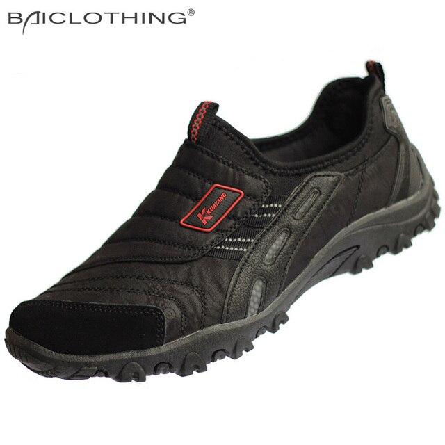 Скидка Мужчины Мокасины 2016 Весна Осень Моды Замши Повседневная Обувь Дышащая Открытый Мужская Плоским Обуви Скольжения на Ленивых обувь