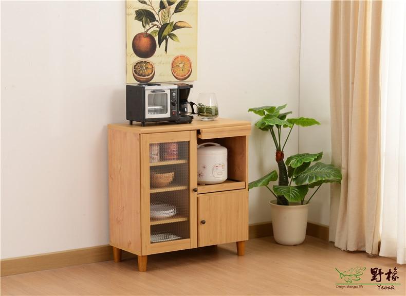 Wild Oak F Ra994 Minimalist Modern Wooden Board Sideboard