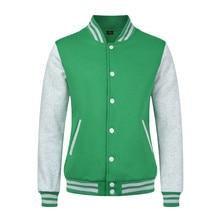 2017 nueva moda ropa de marca chaqueta de béisbol hombres sudadera ropa  deportiva de la Universidad Chaquetas chaqueta ocasional. b3c8ffd129a