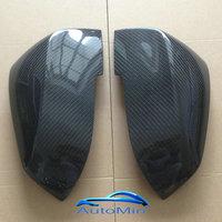 Kibowear for BMW F20 F30 F31 F21 F22 F23 F32 Carbon Fiber Mirror Covers Caps F33 F34 X1 E84 Side Wing 1 2 3 4 series Replace