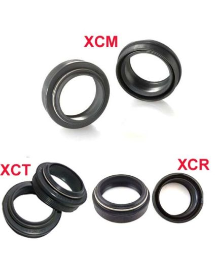 1PCS SR Suntour Bike Suspension XCT XCR XCM EPICON/RAIDON Fork Dust Seal Oil seal Bicycle fork Parts accessories for suntour