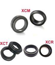 1PCS SR Suntour Bike Suspension XCT XCR XCM EPICON/RAIDON Fork Dust Seal Oil seal Bicycle fork Parts accessories for SR suntour