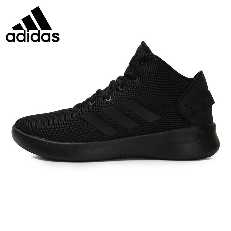 Original New Arrival 2018 Adidas NEO Label CF REFRESH MID Men's Skateboarding Shoes Sneakers original new arrival 2018 adidas neo label hoops 2 0 mid women s skateboarding shoes sneakers