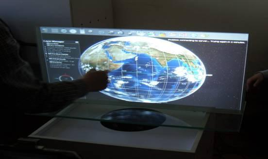 """27"""" 4 points interactive touch screen foil film for touch screen monitors"""