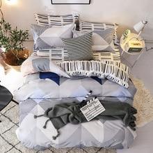 Europe, America,Japan Kano Sheet Full Size Pillowcase&Duvet Cover Sets 3&4 pcs comforter bedding sets