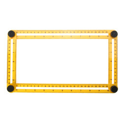 Measuring instrument angle izer template tool four sided ruler mechanism slides for builders handymen craftsmen engineers.jpg 250x250