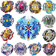New Beyblade Burst Metal Fusion 4D Bayblade No Launcher No Box Spin Tops Bey Blade Blades Toys For Children Christmas Gift #A