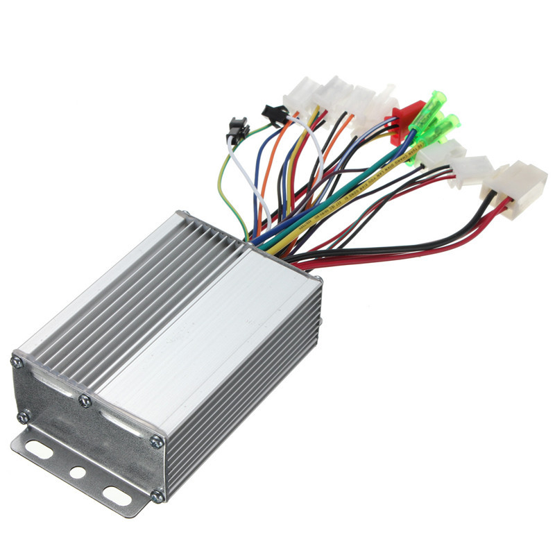 Best Price Top Selling Brushless Motor Controller Electric Vehicle Scooter with/without Hall Sensor 36V/48V 350W - Mega Flash Store store