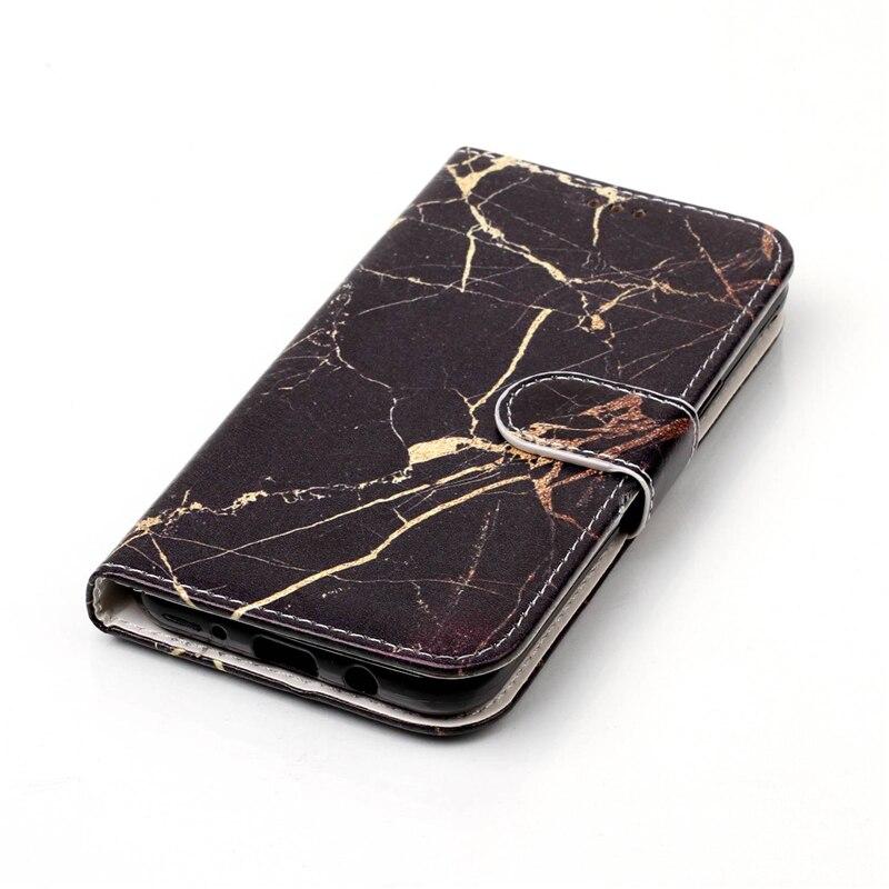 Δερμάτινη θήκη μόδας από μάρμαρο - Ανταλλακτικά και αξεσουάρ κινητών τηλεφώνων - Φωτογραφία 3
