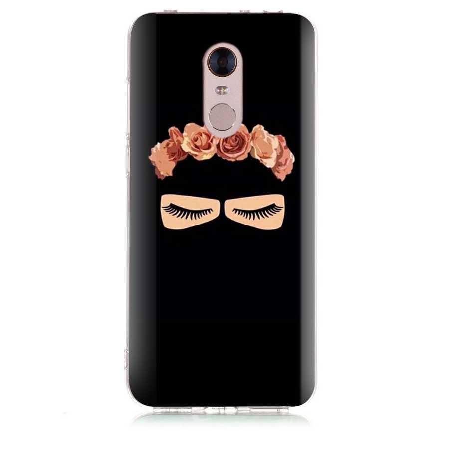 Modelado Caixa Do Telefone para Xiao mi mi mi Vermelho Nota 3 4X A1 Nota 4 Pro 4A Nota 5 6 6pro Para Red mi 5A 6 6A TPU Macio Capa Fundas D199
