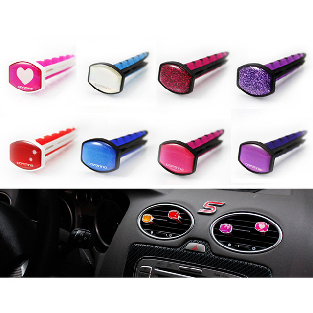 cute car vent perfume balm car air freshener car perfume goods cheap ...