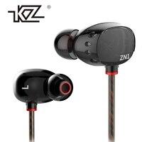 KZ ED9 Super Bass In Ear Music Earphone With Mic Dj Headphone HIFI Stereo Earplug Noise