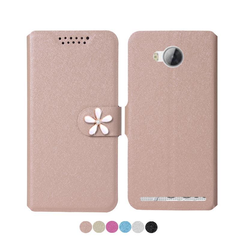 Buy Cheap Leather Case For Huawei Y3 Ii Y 3 Ii / Y3 2 Lua L21 U22 Coque Flip Cover Cases For Huawei Y3ii Y 3 2 Lua-l21 Lua-u22 Fundas Bags
