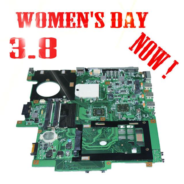 Para asus f5z x50z placa madre del ordenador portátil mainboard 100% probó garantía de 90 días