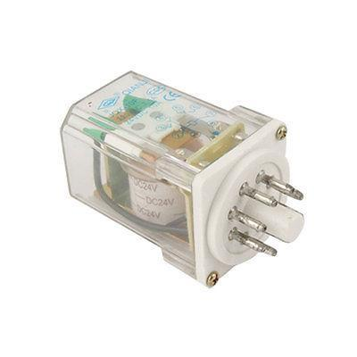 Подробнее о JQX-10F 2Z DC 24V Coil 8 Pins General Purpose Relay New free shipping dc 12v coil electromagnetic relay 8 pins dpdt 2 no 2 nc jqx 10f 2z