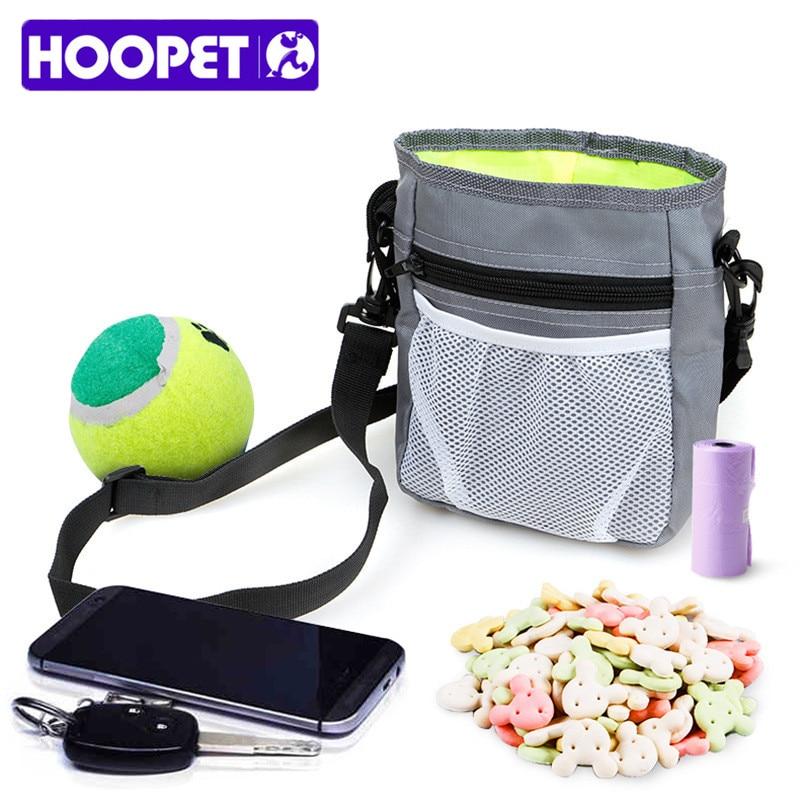Hoopet Pet Dog Training Treat Bag Snack