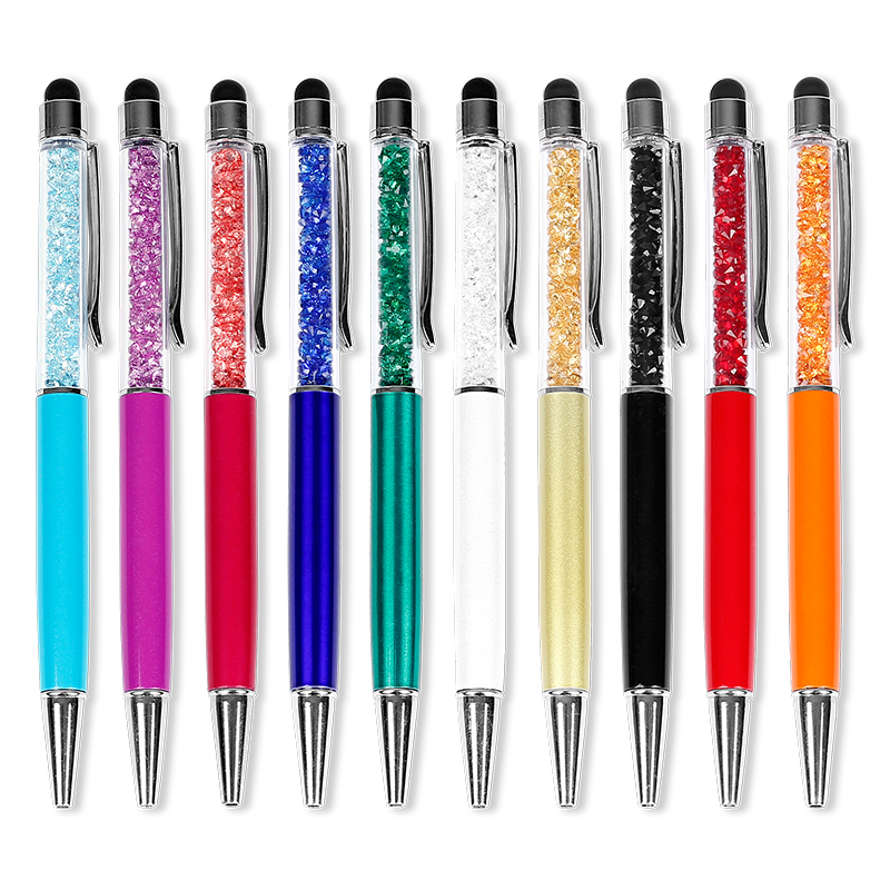 ballpoint pen and pens Personalized ballpoint pens custom recycled with a variety of colors and shapes to choose from, we have the right ballpoint pen for your promotional event.