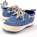Retail First Walkers Soft Bottom Antiskid shoes Casual shoes lacing fashion Baby Shoes Newborn infant Toddler