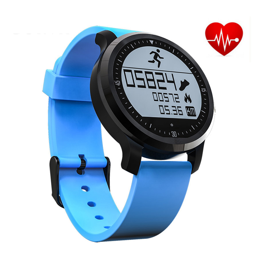 Smart Watch F68 Wristwatch Sport font b Smartwatch b font IP67 Waterproof Heart Rate Monitor Pedometer