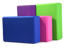 EVA Yoga Blocks Bricks Foaming Foam Home Exercise font b Fitness b font font b Health
