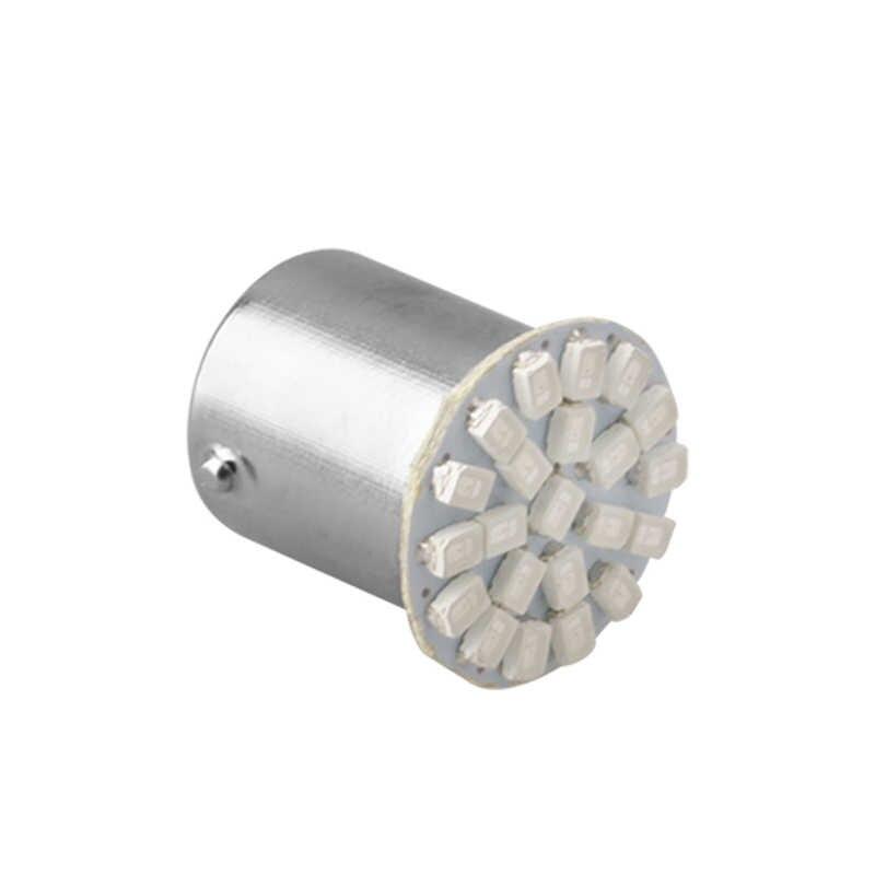 1156 22 SMD P21W BA15S LED הנורה רכב אוטומטי קדמי אורות בלם הפעילו אורות חניה מנורת נורות מכירה לוהטת 12 V