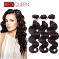 7a Grade Body wave Brazilian Virgin Hair 4 Bundle Deals Cheveux Humain Brazilian Body Wavy Hair Extension Overnight Shipping Dhl
