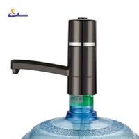 Distributore di Acqua per uso domestico di Ricarica USB Acqua In Bottiglia Dispositivo di Pompaggio 15 W Elettrico Dispositivo di Aspirazione Della Pompa Dell'acqua
