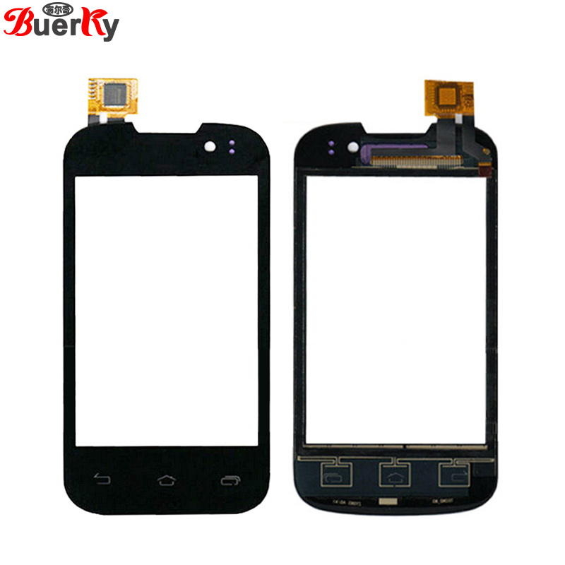 BKparts  5pcs High Quality Free shipping Glass Digitizer For Tecno S3 Touch screen and Touch panel Replacement
