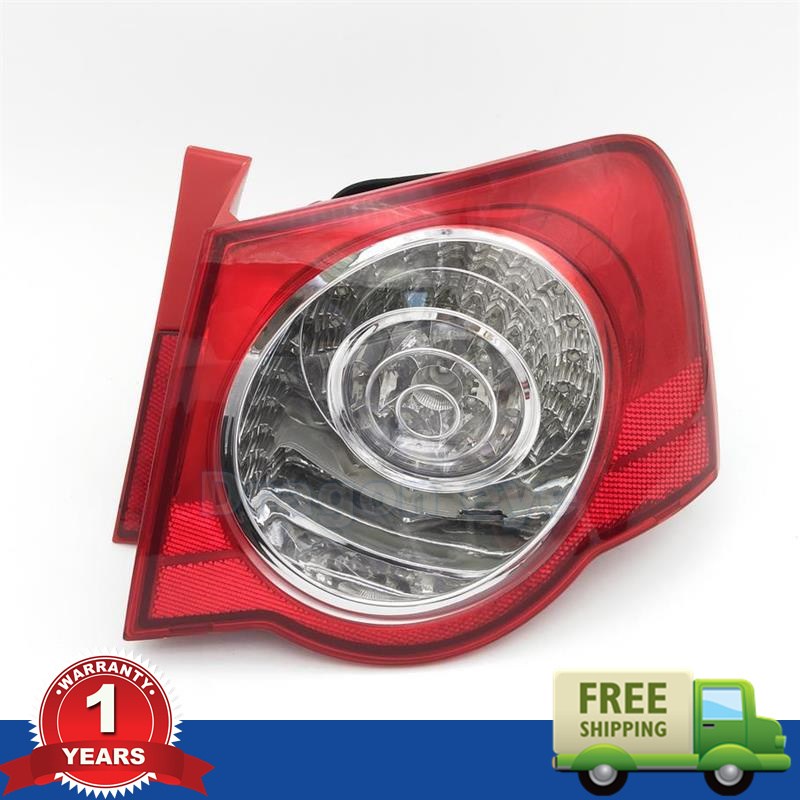 Car LED Light For VW Passat B6 Sendan 2006 2007 2008 2009 2010 2011 New LED Rear Tail Light Lamp Right Side Outer Car-Styling free shipping for skoda octavia sedan a5 2005 2006 2007 2008 left side rear lamp tail light
