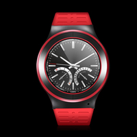 Brand ZGPAX S99 3G Quad Core Android 5 1 Heart Rate Monitor Smart Watch With 5