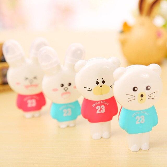 1 х животные мультфильм коррекция ленты kawaii материал эсколар корейский канцтовары школьные принадлежности papelaria