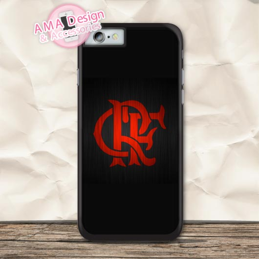 Clube De Regatas Do Flamengo Protective Case For iPhone X 8 7 6 6s Plus 5 5s SE 5c 4 4s For iPod Touch